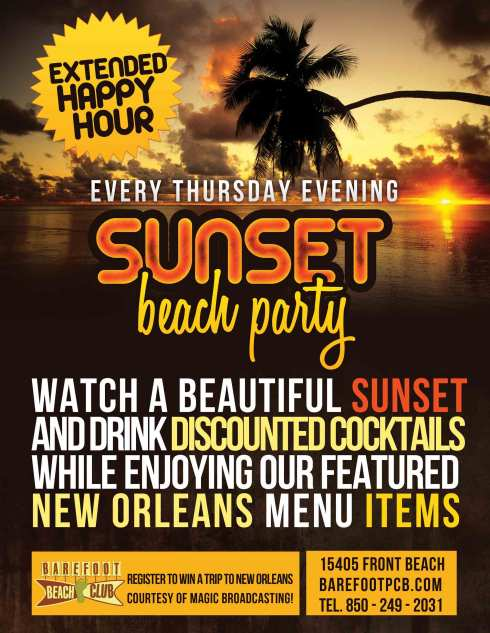 sunset-beach-party-flyer